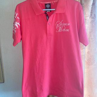エムシーエム(MCM)のMCDエムシーデイーマシーン半袖ポロシャツ(ポロシャツ)