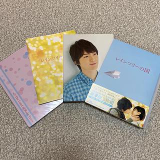 キスマイフットツー(Kis-My-Ft2)のレインツリーの国 DVD(日本映画)