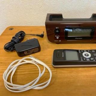 パイオニア(Pioneer)のパイオニアコードレス電話TF-FD31S(その他)