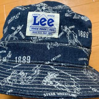 リー(Lee)のLEE リー バケット 帽子(ハット)