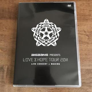 """ビッグバン(BIGBANG)のBIGBANG PRESENTS """"LOVE & HOPE TOUR 2011""""(ミュージック)"""