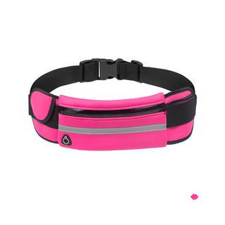 新品 蛍光色 防水 屋外用 ランニングバッグ ウエストバッグ フィットネス(ランニング/ジョギング)