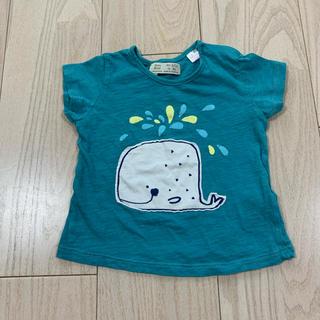 ザラ(ZARA)のZARA mini Tシャツ(Tシャツ)