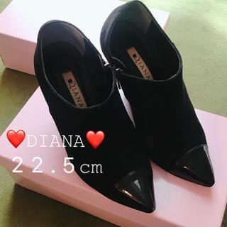 DIANA - ❤️DIANA黒ショートブーツ❤️