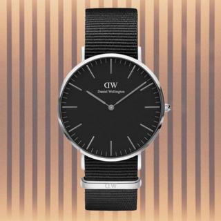 ダニエルウェリントン(Daniel Wellington)の安心保証付き【40㎜】ダニエルウエリントン 腕時計〈DW00100149〉(腕時計(アナログ))