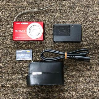 カシオ(CASIO)のCASIOデジタルカメラ EXILIM ZOOM EX-Z77PK(コンパクトデジタルカメラ)