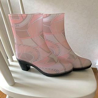 レディー(Rady)のRady  ♡レインブーツ♡マーブル柄(レインブーツ/長靴)