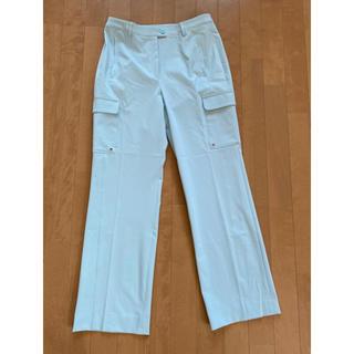 マンシングウェア(Munsingwear)の超美品 マンシングウェア ゴルフパンツ レディースパンツ 11号(ウエア)