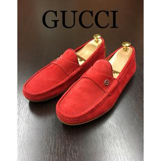 Gucci - 【美品】 グッチ ドライビングシューズ