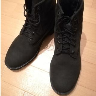 Timberland - 正規品 美品 Timberland ティンバーランド ブーツ 黒