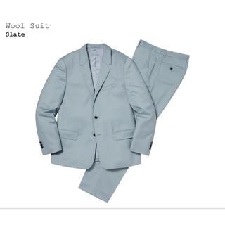 シュプリーム(Supreme)のsupreme wool suit (セットアップ)