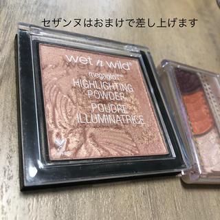 CEZANNE(セザンヌ化粧品) - wet n wild メガグローハイライティングパウダー