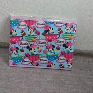 ディズニー(Disney)のミニー 折り畳み収納BOX(ケース/ボックス)