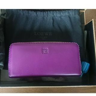 ロエベ(LOEWE)のLOEWE ロエベ 長財布 新品未使用(長財布)