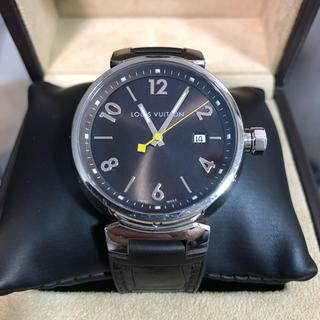 ルイヴィトン(LOUIS VUITTON)のLouis Vuitton タンブール Q1111 ルイヴィトン 33mm(腕時計(アナログ))