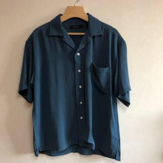 RAGEBLUE - 【早い者勝ち‼︎】RAGEBLUE  レイジブルー オープンカラーシャツ