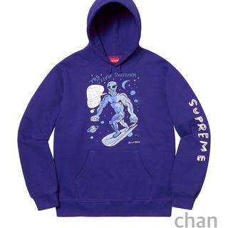 シュプリーム(Supreme)のDaniel Johnston Hooded Sweatshirt(パーカー)