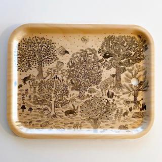 ミナペルホネン(mina perhonen)のmina   perhonen ミナペルホネン  トレイ大 imagine(テーブル用品)