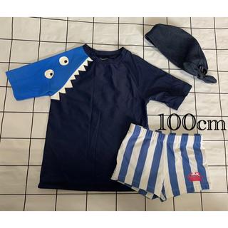 コドモビームス(こどもビームス)のラッシュガード 水着 スイムパンツ 男の子 サイズ100(水着)