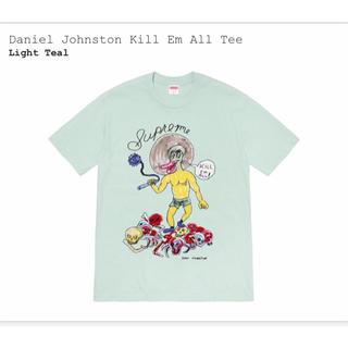 シュプリーム(Supreme)のSupreme Daniel Johnston Kill Em All Tee(Tシャツ/カットソー(半袖/袖なし))
