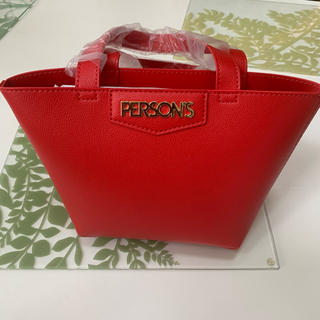 PERSON'S - PERSONS ミニトートバッグ パーソンズ