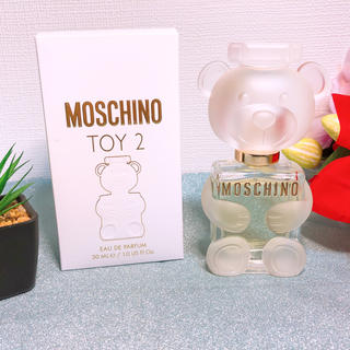 MOSCHINO - MOSCHINO TOY2 30ml オーデパルファム