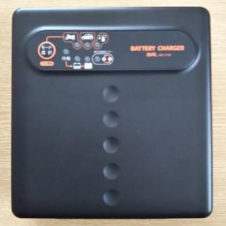 バル(BAL)のバッテリー充電器 12V用 BAL No.1734 (車外アクセサリ)