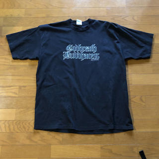 ワコマリア(WACKO MARIA)のGODBREATH BUDDHACESS  舐達麻(Tシャツ/カットソー(半袖/袖なし))