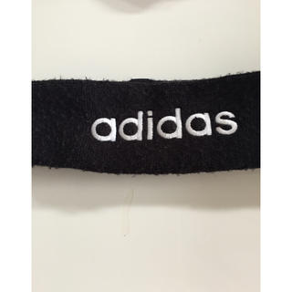 アディダス(adidas)のアディダス ヘアバンド ブラック(ヘアバンド)