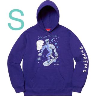 シュプリーム(Supreme)のDaniel Johnston Hooded Sweatshirt (パーカー)