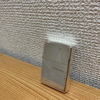 ジッポー(ZIPPO)のzippo 非売品 中古箱付(タバコグッズ)