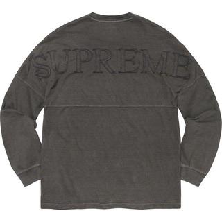 シュプリーム(Supreme)の20SS Supreme Overdyed L/S Top(Tシャツ/カットソー(七分/長袖))