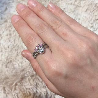 ディズニー(Disney)のミニーちゃんの指輪(リング(指輪))