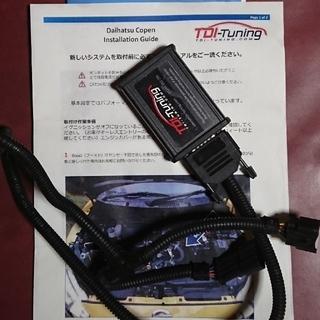 ダイハツ(ダイハツ)のコペンLA400K用サブコンTDI-Tuning(車種別パーツ)