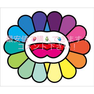 Multicolor Double Face White 村上隆 版画(版画)