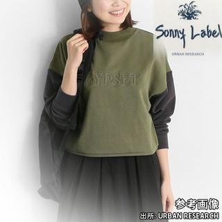 サニーレーベル(Sonny Label)のSonny Label 立体ロゴ刺繍スウェット(トレーナー/スウェット)