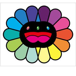 Multicolor Double Face: Black(版画)