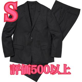シュプリーム(Supreme)の★黒S★Supreme Wool Suit シュプリーム ウール スーツ(セットアップ)