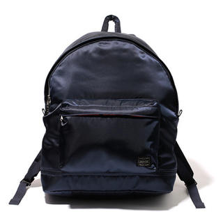 STUSSY - STUSSY×PORTER Day Pack コラボ 別注 ダブルネーム