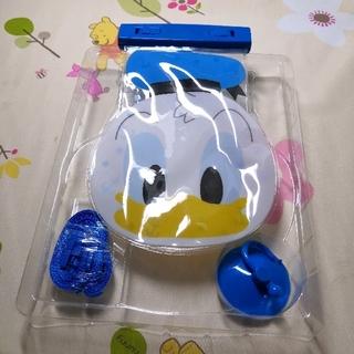 ディズニー(Disney)のスマートフォン用防水ケース ドナルド(モバイルケース/カバー)