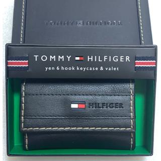 トミーヒルフィガー(TOMMY HILFIGER)のTOMMY HILFIGER 6連キーケース 新品未使用品(キーケース)