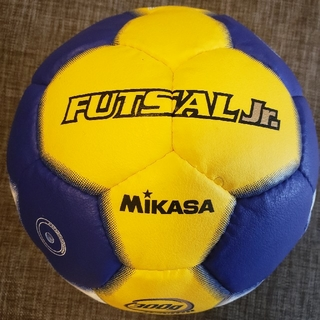 MIKASA - 新品!ミカサ 自宅用 フットサルボール 300グラム 柔らかい