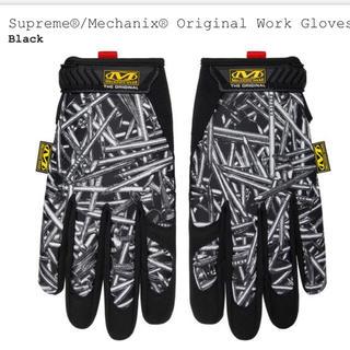 シュプリーム(Supreme)のSupreme Mechanix Work Gloves Black XL(手袋)