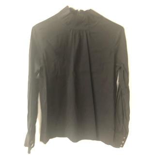 ディノス(dinos)のDAMA collection ブラウス ブラック(シャツ/ブラウス(半袖/袖なし))