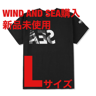 CASETiFY WDS SEA INVERT T-SHIRT / BLACK(Tシャツ/カットソー(半袖/袖なし))