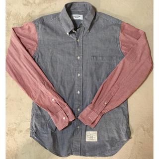 トムブラウン(THOM BROWNE)のTHOM BROWNEのシャツ(シャツ)
