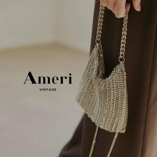 アメリヴィンテージ(Ameri VINTAGE)の20SS新品未使用 AMERI HEAVY CHAIN MESH BAG 即発送(ショルダーバッグ)