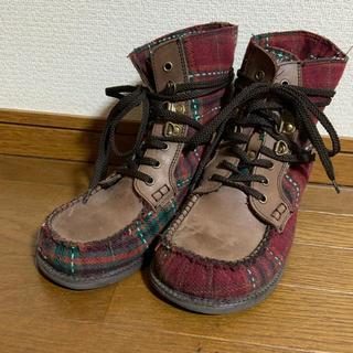 アシナガオジサン(あしながおじさん)のあしながおじさん ブーツ(ブーツ)