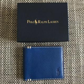 ラルフローレン(Ralph Lauren)のPOLO RALPH LAUREN 二つ折り財布(折り財布)