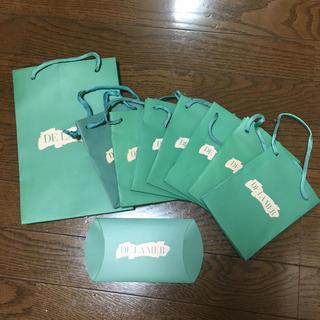 ドゥラメール(DE LA MER)のラメール 紙袋 ショッパーバッグ(ショップ袋)